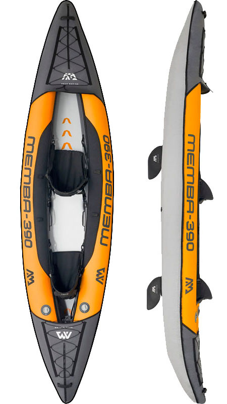 Drop Stitch Fusion Inflatable Kayak