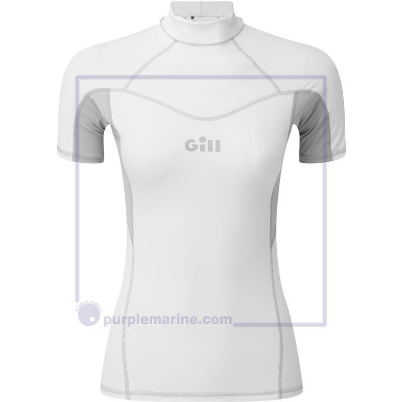 Gill Pro Rash Vest Short Sleeve Women's 5021W