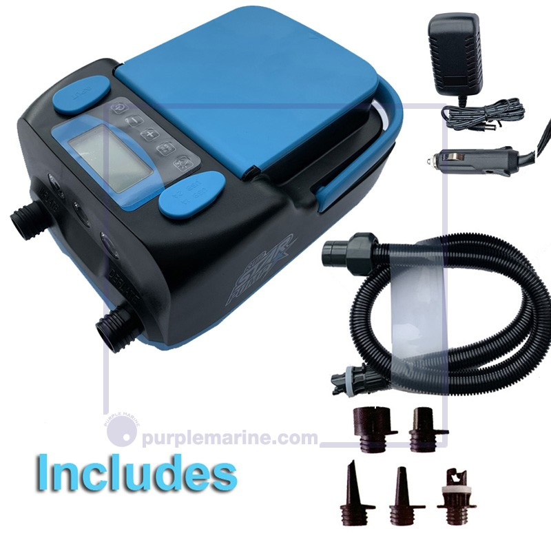 Sup Star 9 Automated Electric Pump With Internal Battery