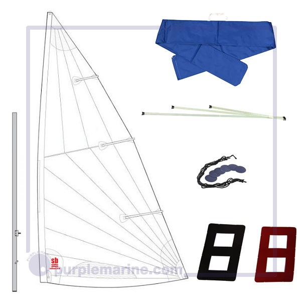 Sailboats Replacement Training Rig - Compatible With Laser Standard Mark II