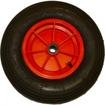 Pneumatic Trolley Wheel Heavy Duty 4 Ply