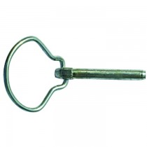 Combi Trailer Securing Pin 5mm x 45mm