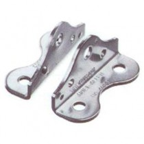 Allen Split Stainless Steel Anchor Plate A4003H