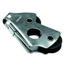 Allen Lightweight Plain Bearing Block -'V' Cleat Fiddle Block A4165