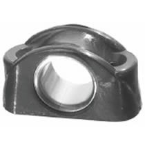 Allen Bullseye Fairlead with S/S Liner - 21mm A4252
