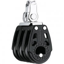 Harken 29mm Carbo Triple Block with Swivel Shackle H344