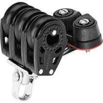 Harken 29mm Carbo Triple Block with Cam Cleat H346