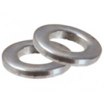 Stainless Steel Plain Washer M5 (10 pack)