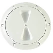 "Rwo Inspection Hatch 4"" White R4040L"