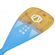 Aztron PHASE BAMBOO Carbon 3-Section Paddle
