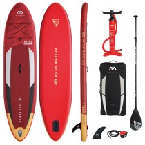 "Aqua Marina Atlas 12'0"" Inflatable Stand Up Paddle Board Package 2021"