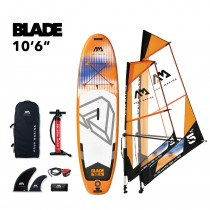 "Aqua Marina Blade 10'6"" Windsurf Inflatable SUP"
