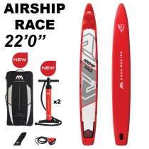 "Aqua Marina AirShip Race 22'0"" Inflatable SUP"