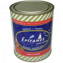 Epifanes Clear Gloss Varnish 250ml 500ml or 1 Litre