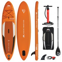 "Aqua Marina Fusion 10'10"" Inflatable Stand Up Paddle Board Package 2021"