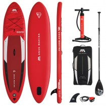 "Aqua Marina Monster 12'0"" Inflatable Stand Up Paddle Board Package 2021"