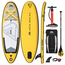 "Aqua Marina Vibrant Youth 8'0"" Inflatable SUP"