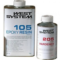 West Systems 105/205 Packs 105-205A
